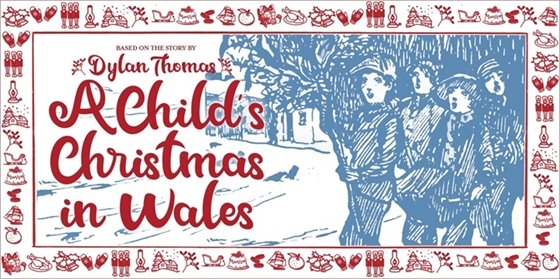 A Child's Christmas in Whales Poster