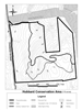 Hubbard Property Black and White Map
