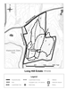 Long Hill Property Black and White Map