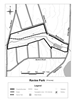 Ravine Property Black and White Map