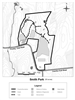 Smith Park Property Black and White Map