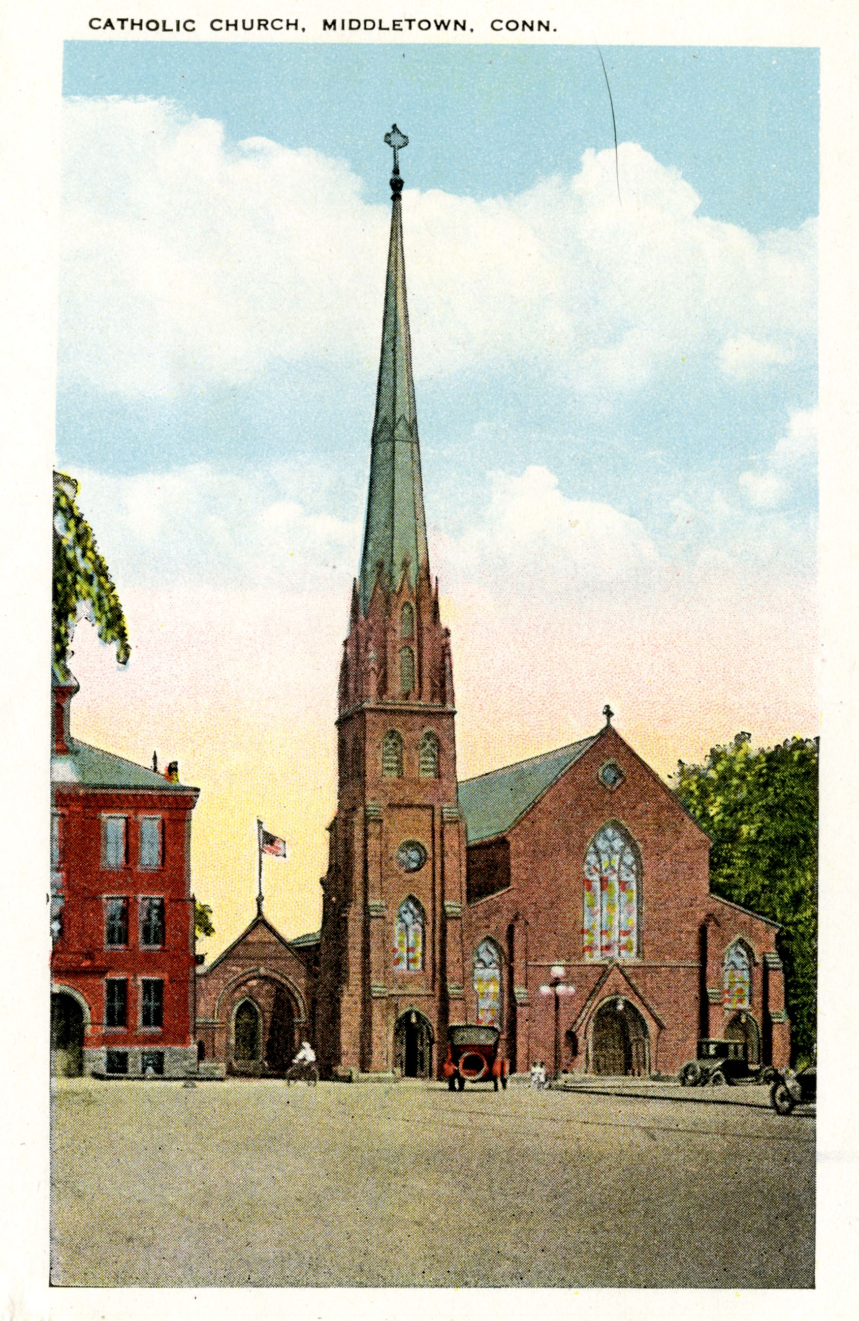 Historical Image of St. John Church