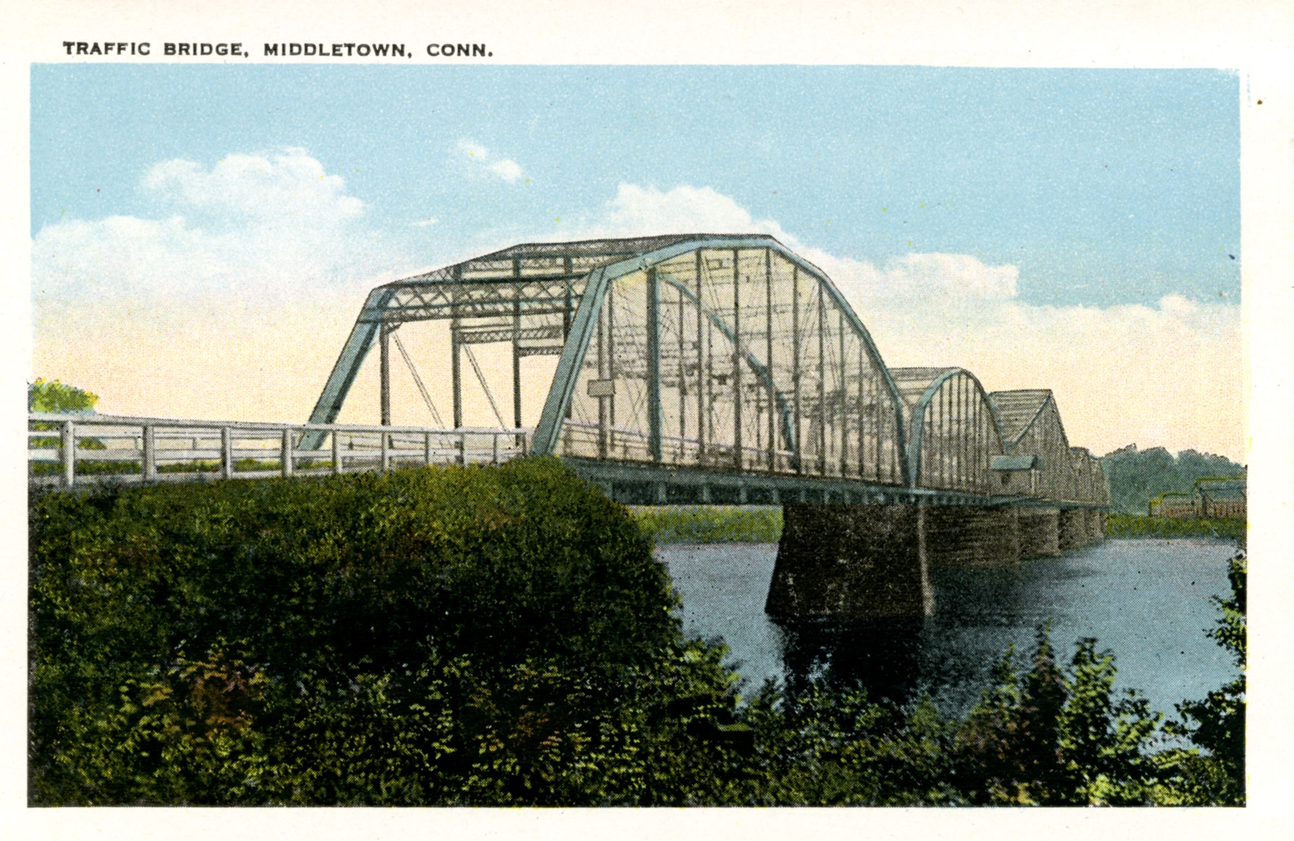 Historical Image of Traffic Bridge