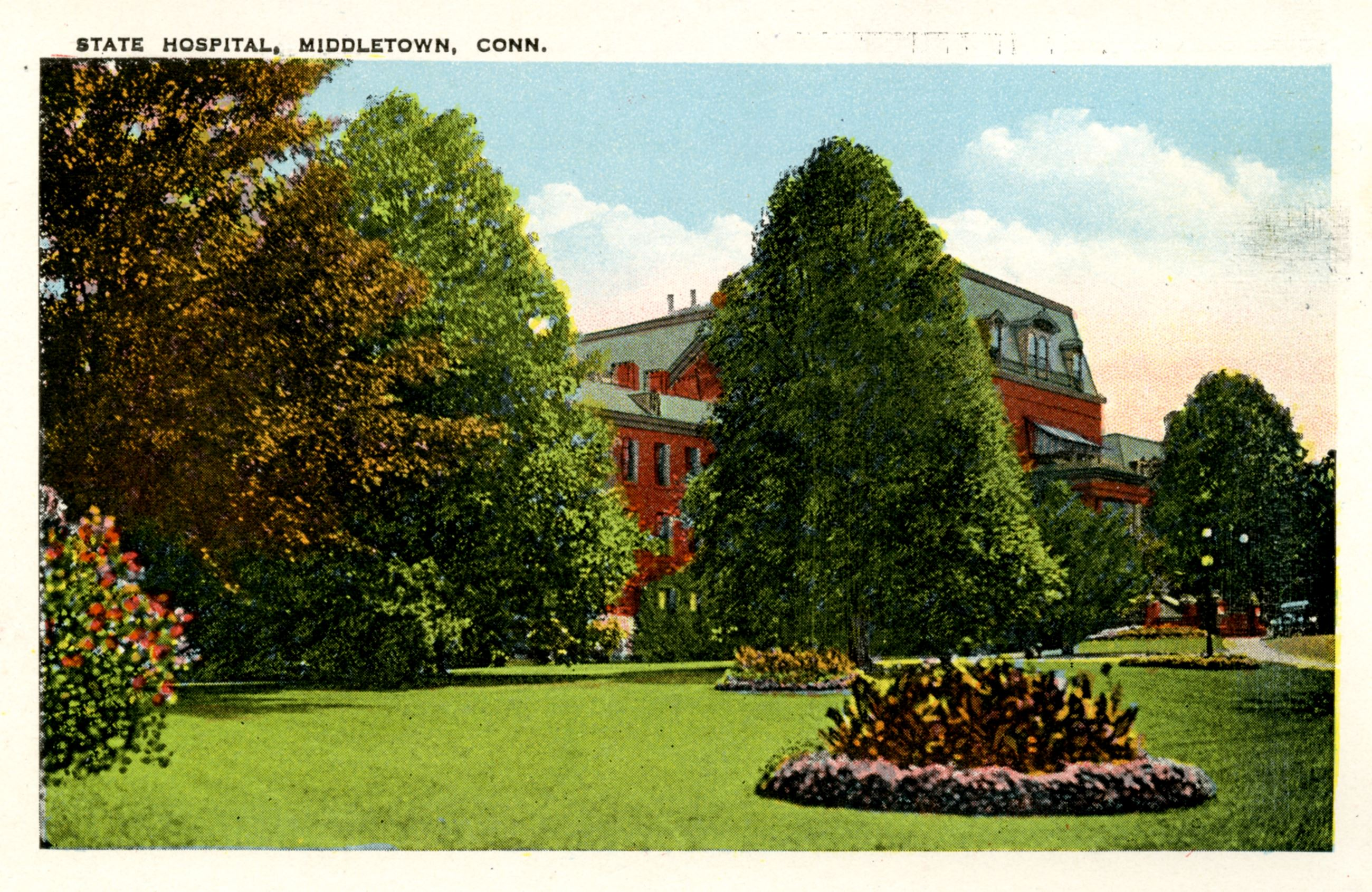 Historical Image of Connecticut Valley Hospital