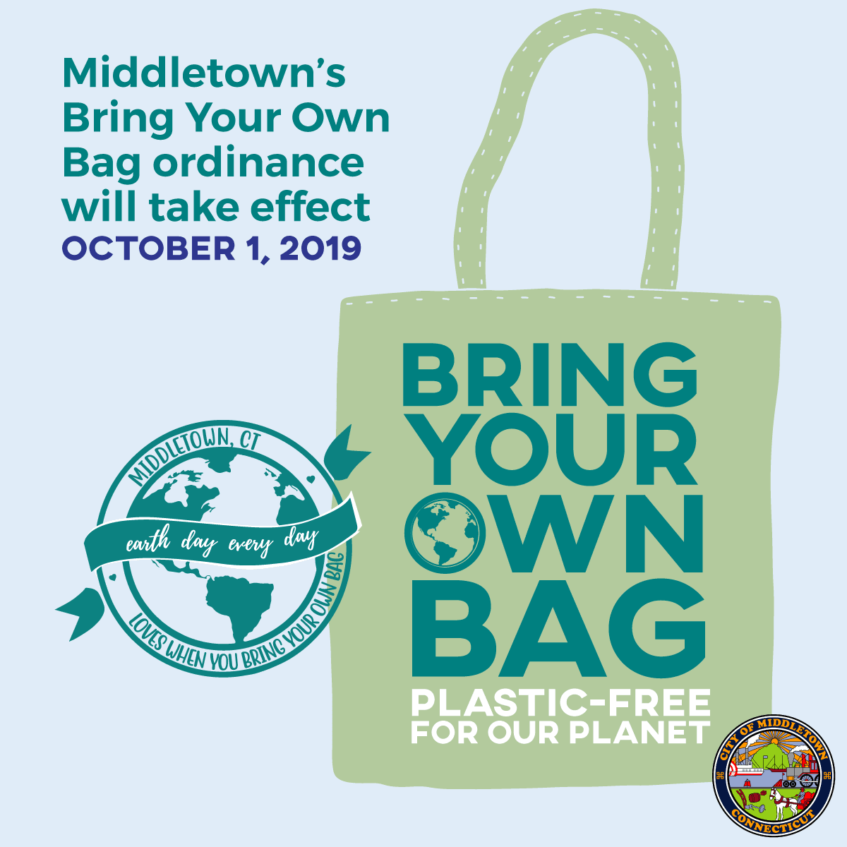 Bring Your Own Bag Graphic