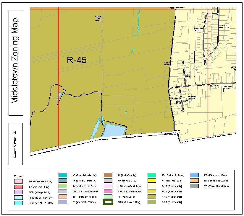 Zoning Map 14 | Middletown, CT on interstate 14 texas,