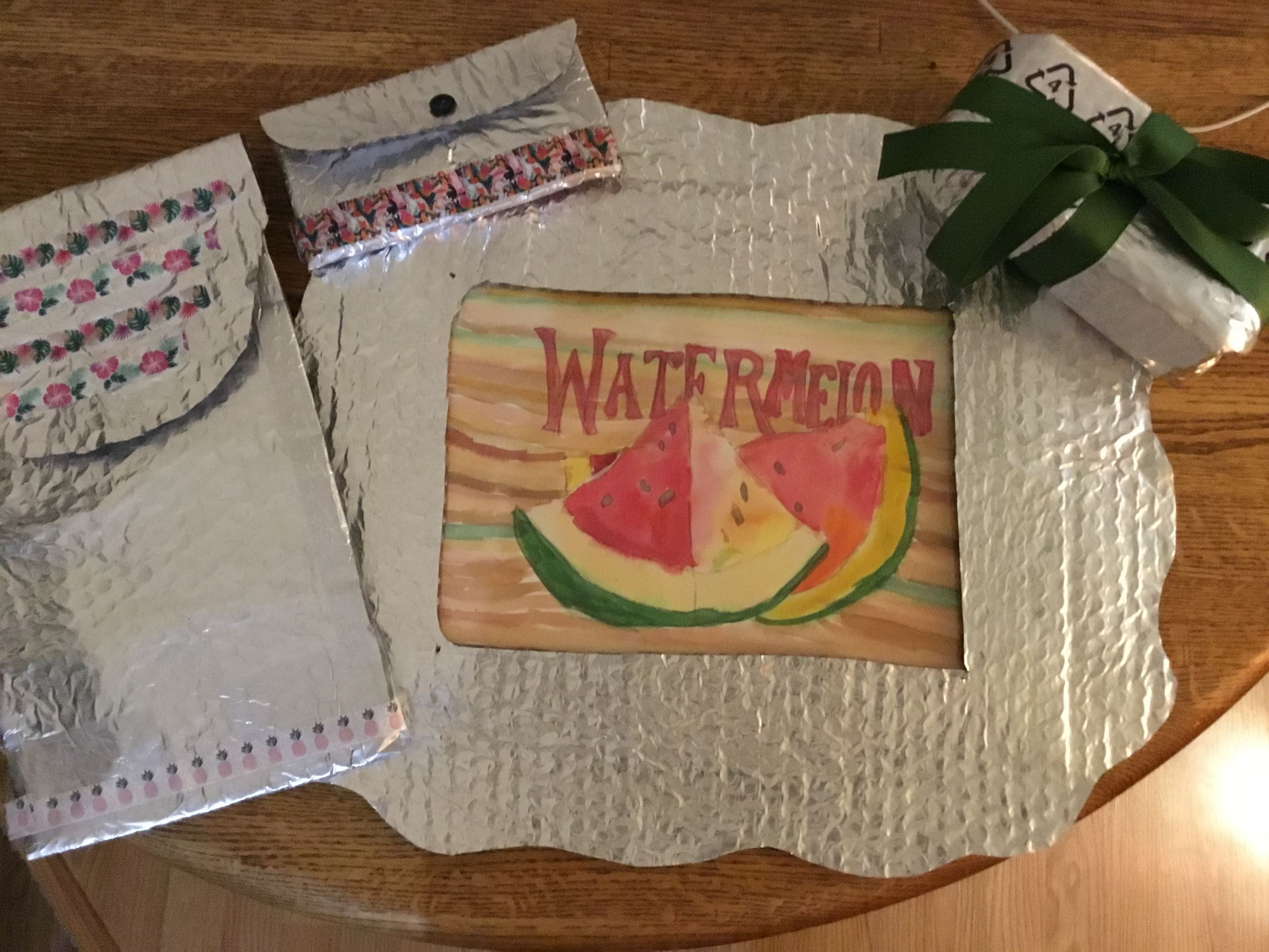 Upcycled Cooler Bag Projects